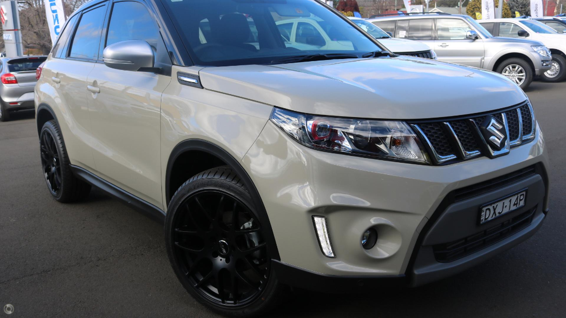 2017 Suzuki Vitara S Turbo Ly Wakeling Automotive