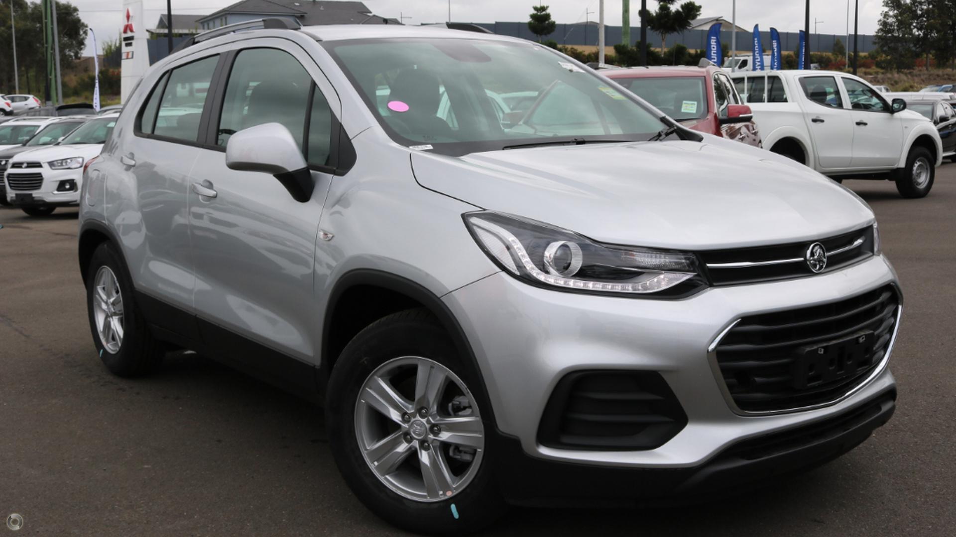 2018 Holden Trax Ls