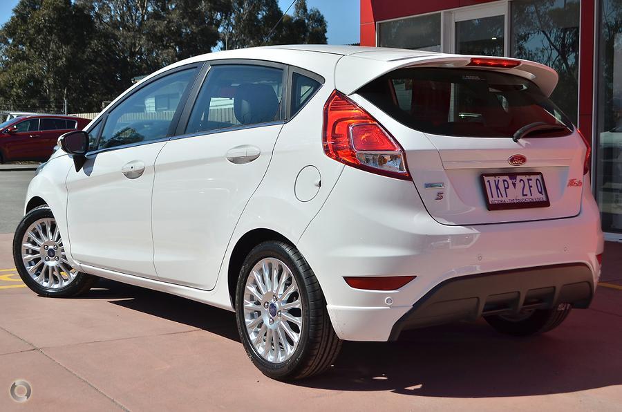 2014 Ford Fiesta Sport WZ