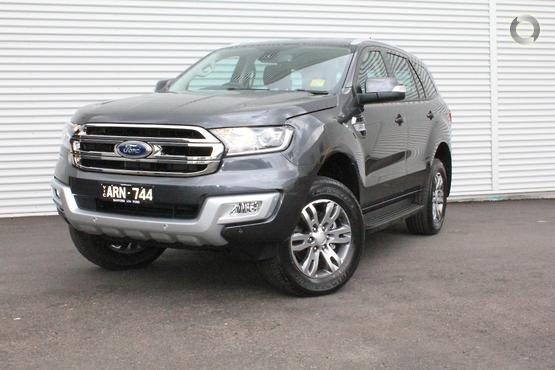 2019 Ford Everest Ua