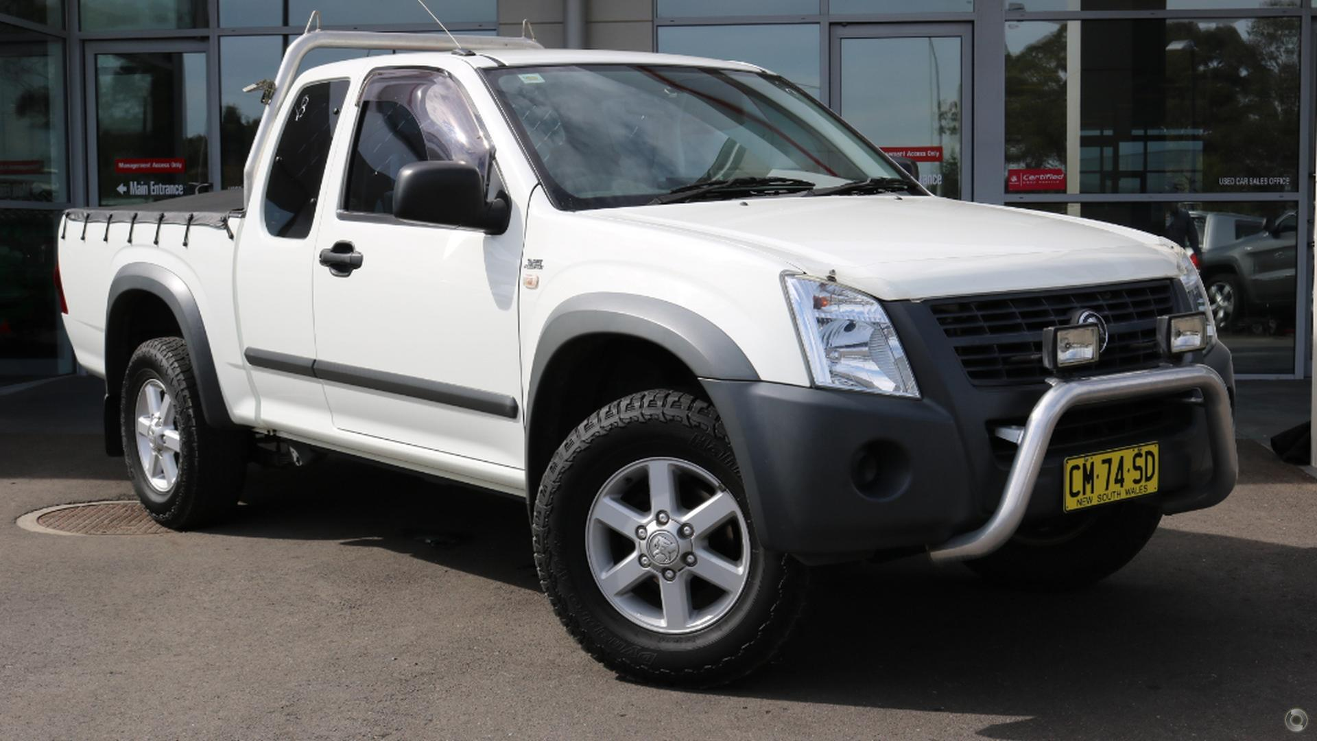 2007 Holden Rodeo Lx