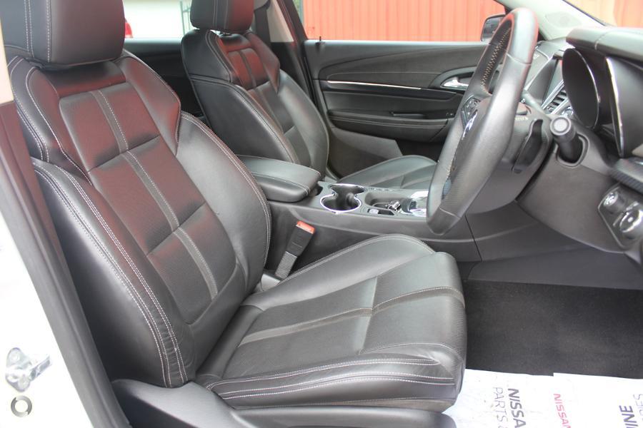 2015 Holden Commodore SS V Redline VF
