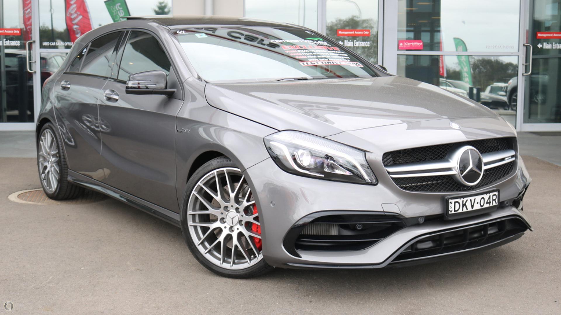 2016 Mercedes-benz A45 Amg