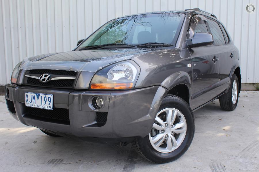 2009 Hyundai Tucson City SX JM