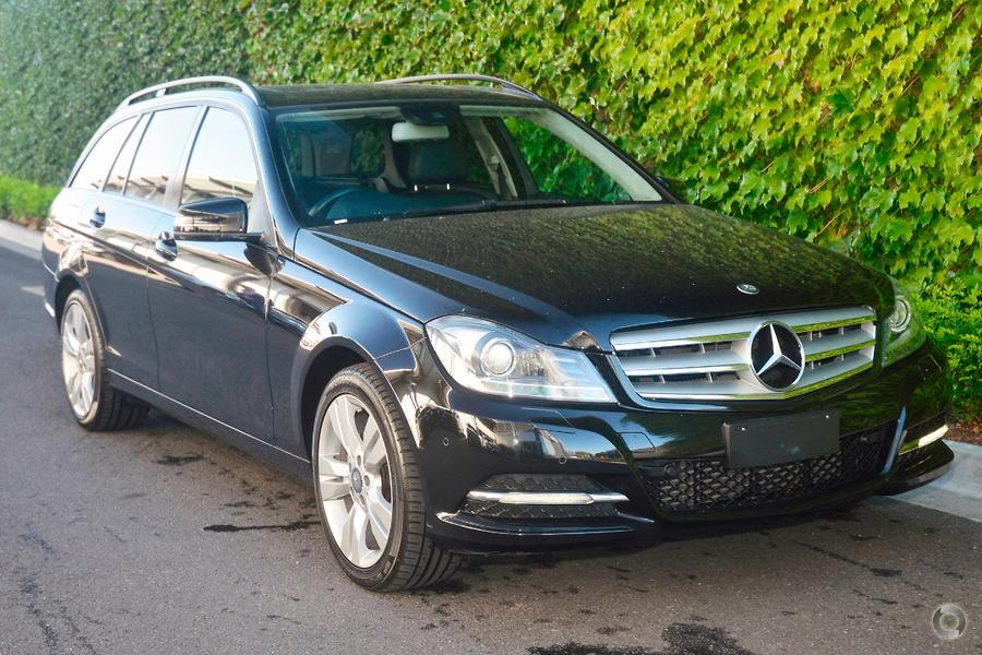 2013 Mercedes-Benz C 200 Wagon