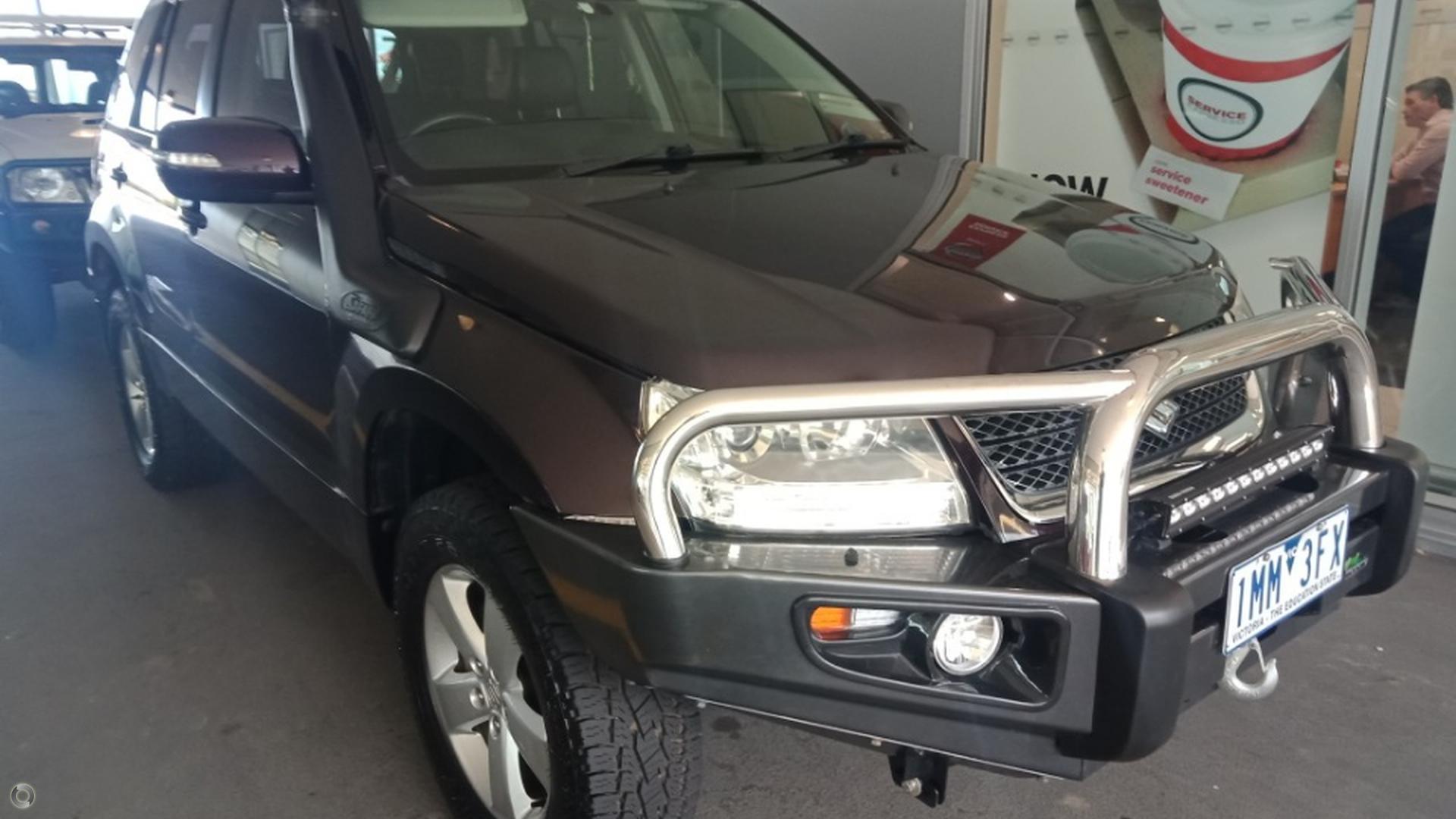 2009 Suzuki Grand Vitara Prestige JB