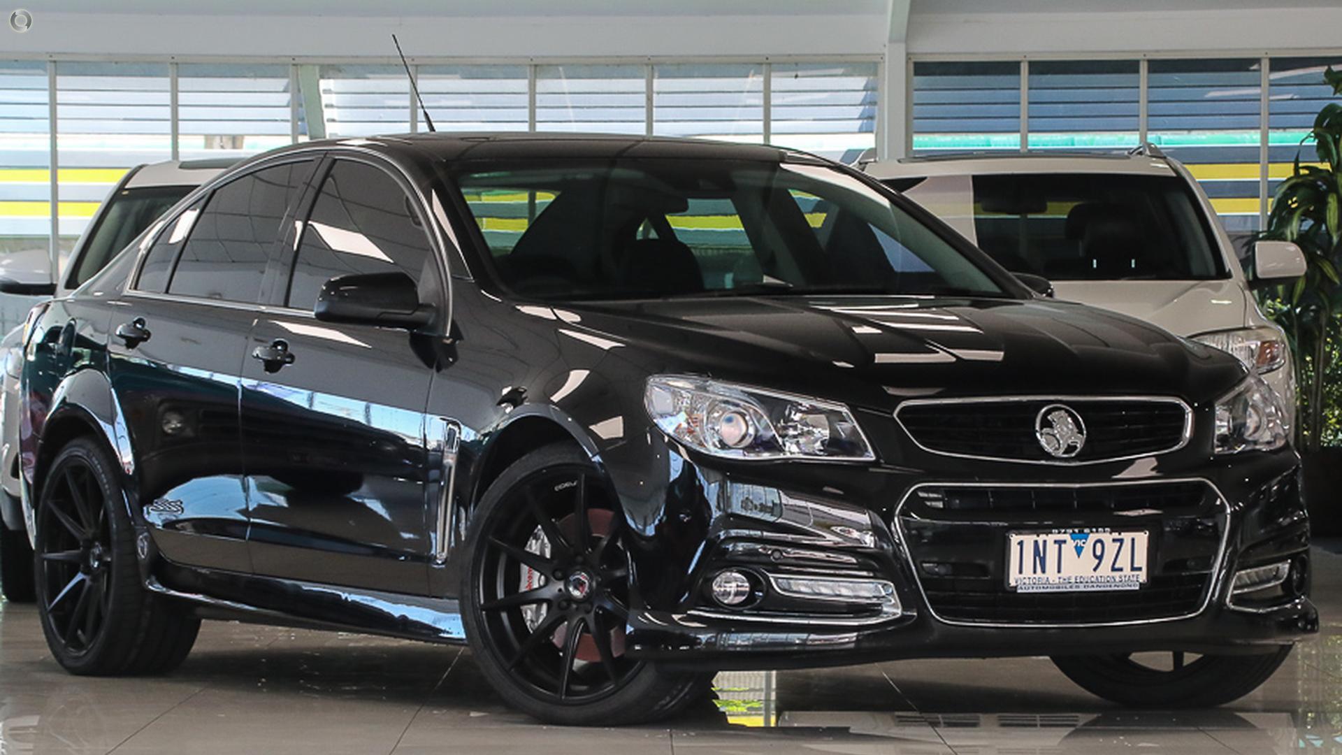 2015 Holden Commodore VF
