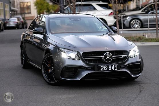 2018 Mercedes-Benz <br>E 63