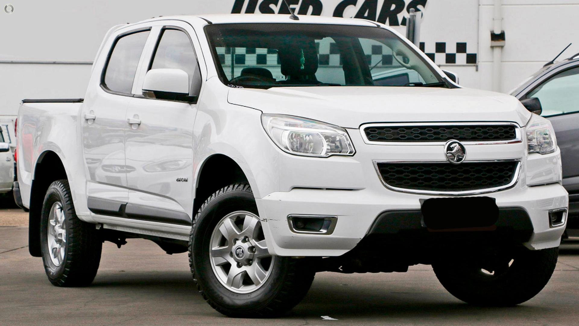 2013 Holden Colorado Lt