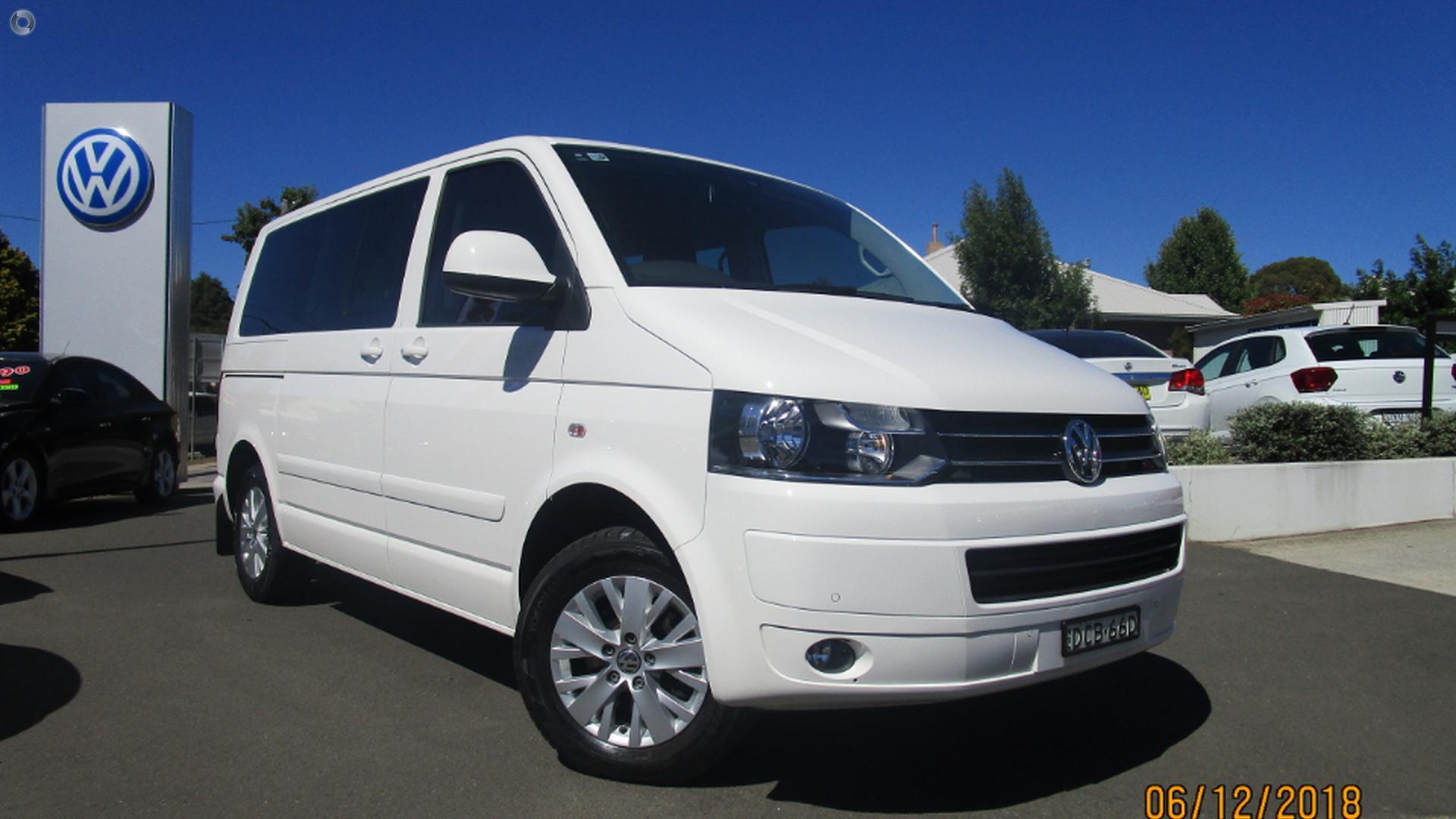 2015 Volkswagen Multivan Tdi340 Comfortline
