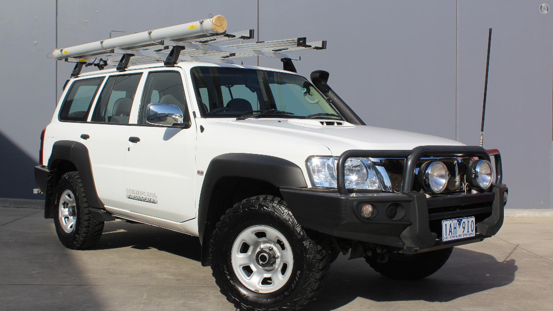 2013 Nissan Patrol Y61