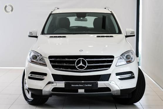 2012 Mercedes-Benz ML 250