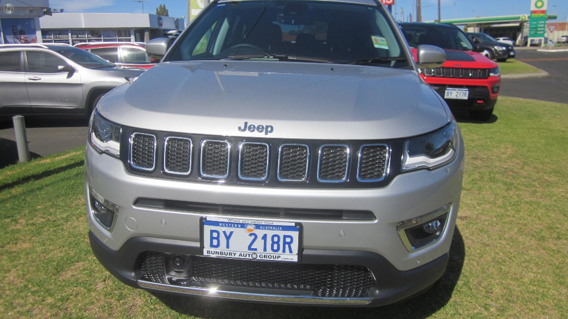 2017 Jeep Compass M6