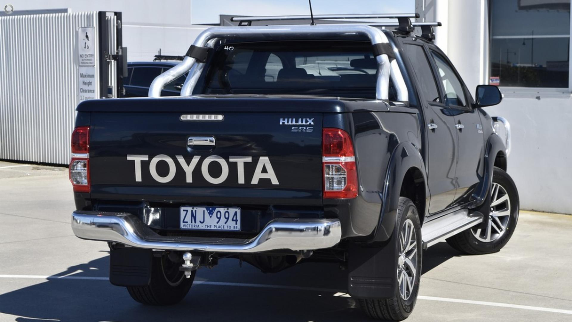 Scary maze prank the original 2013 toyota hilux sr5 kun26r fandeluxe Image collections