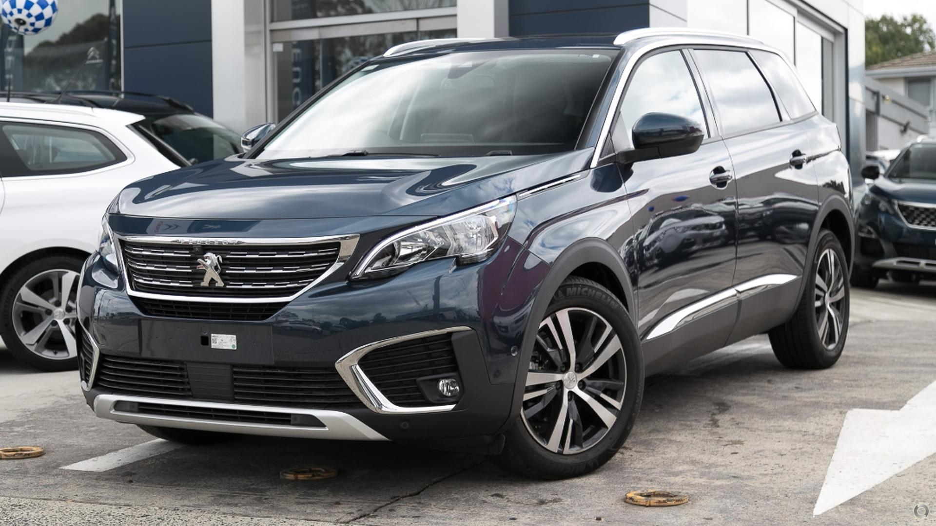 2018 Peugeot 5008 Allure (No Series)