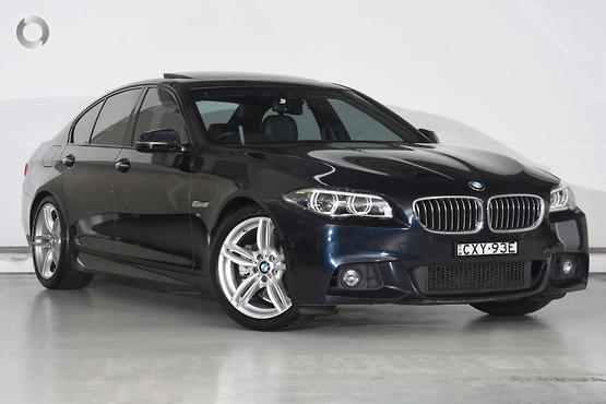 2015 BMW 528 i M Sport