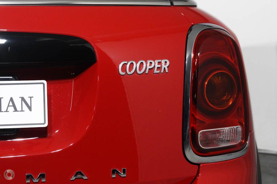 2017 MINI Countryman Cooper