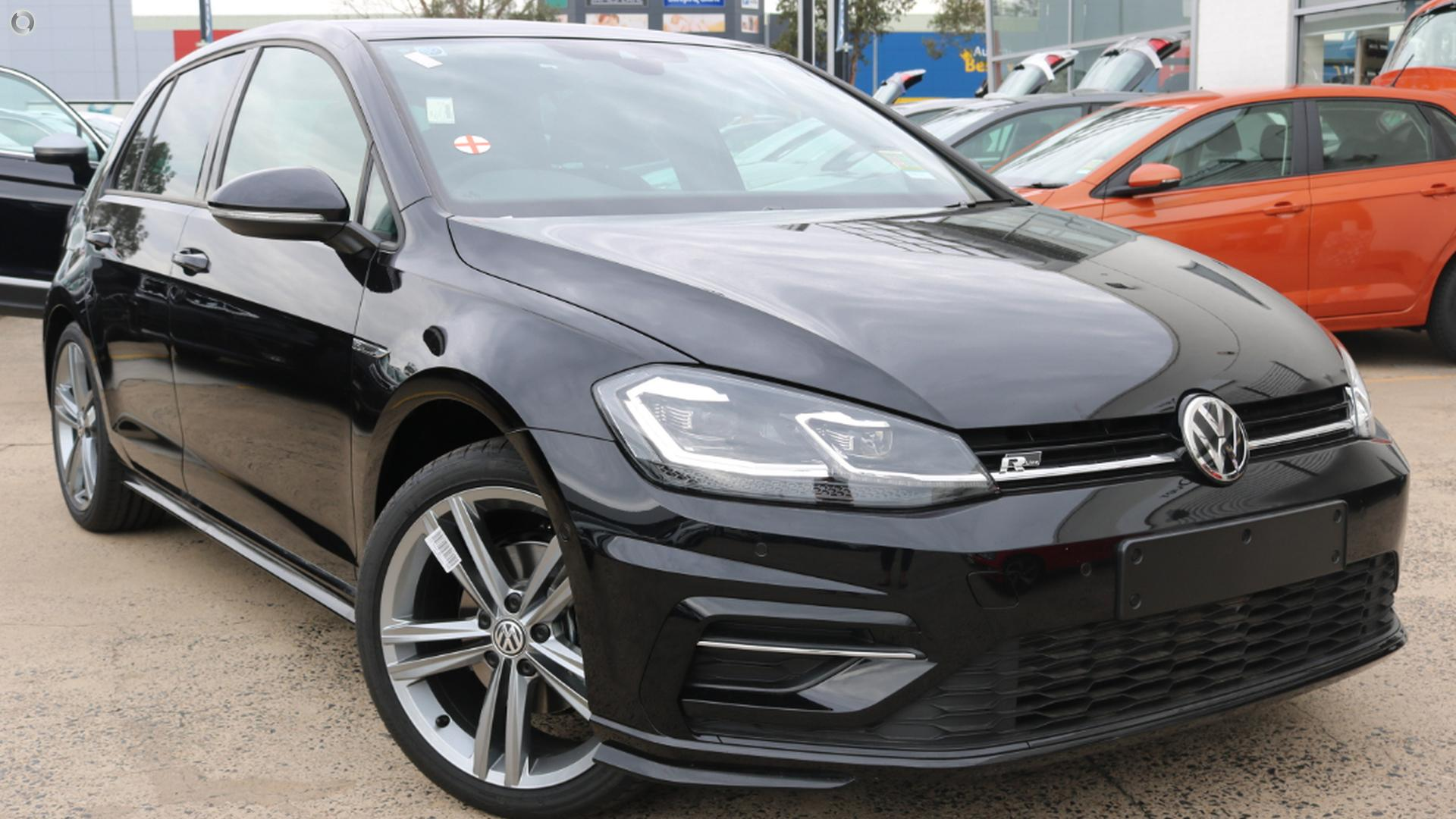 2018 Volkswagen Golf 110tsi Highline