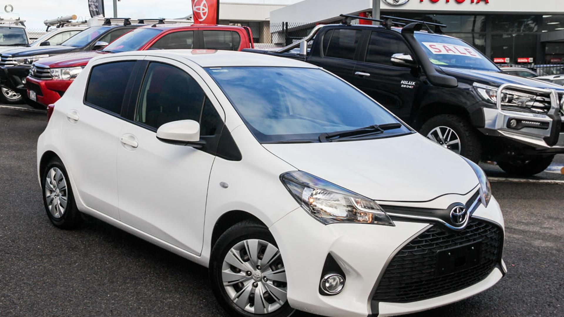 2015 Toyota Yaris NCP131R