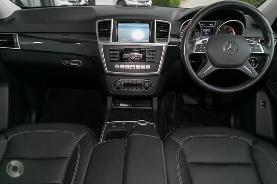 2015 Mercedes-Benz ML 350