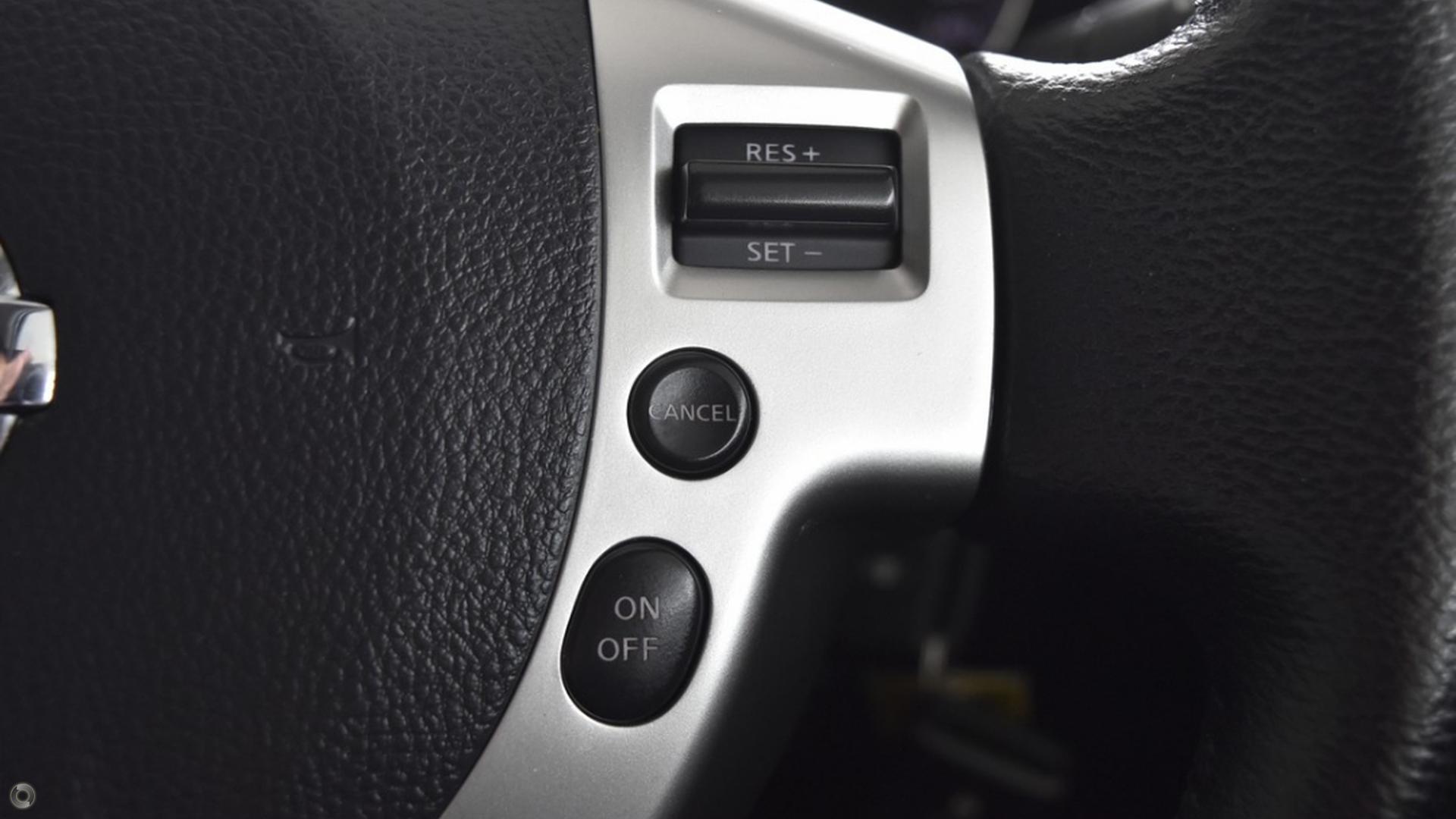 2012 Nissan Dualis ST J10 Series II