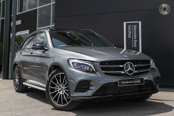 2018 Mercedes-Benz GLC 350