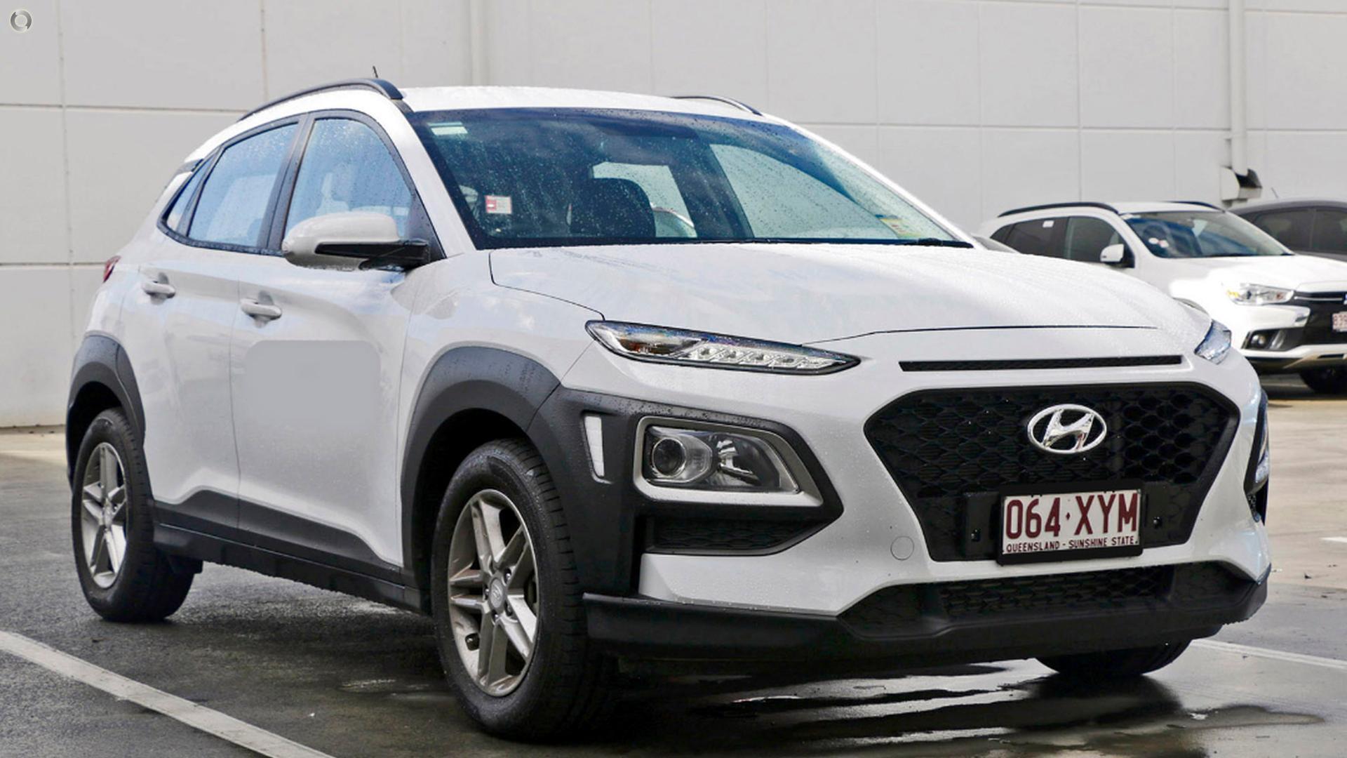 2017 Hyundai Kona Active