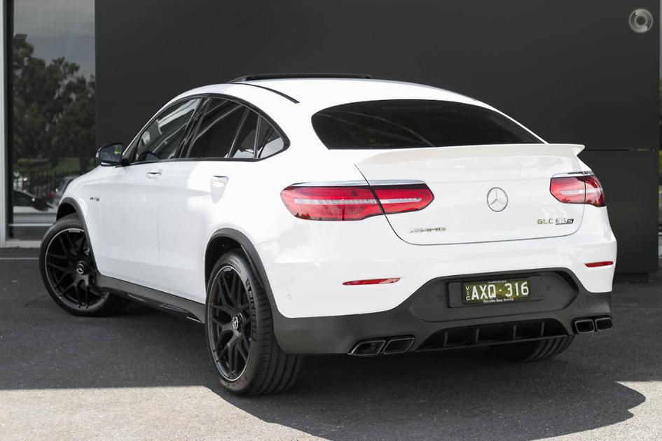 2018 Mercedes-Benz GLC 63 Coupe