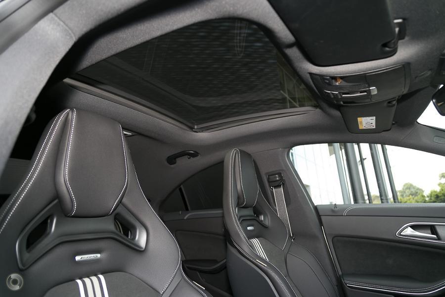 2017 Mercedes-Benz CLA 250 Coupe