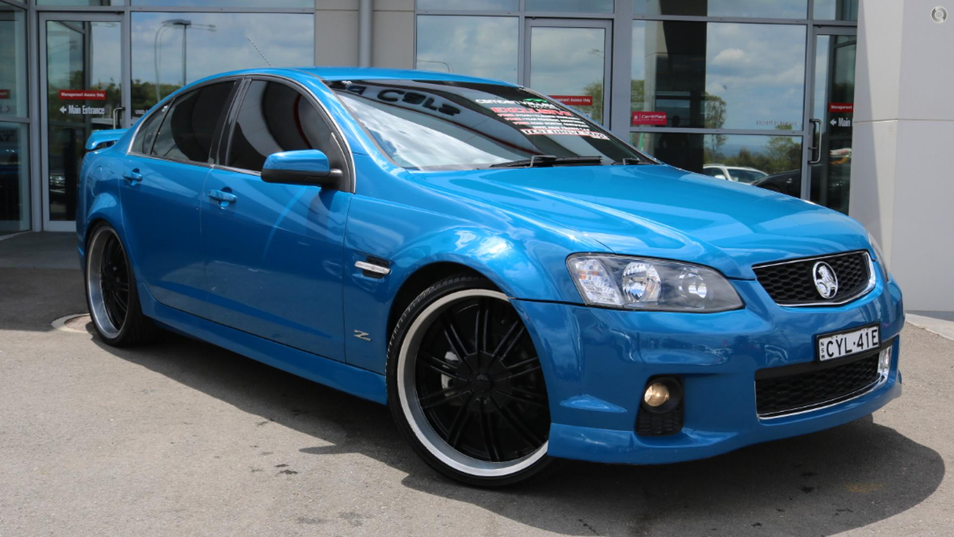 2013 Holden Commodore Sv6 Z Series