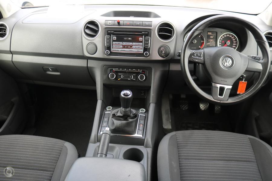 2013 Volkswagen Amarok TDI400 Highline 2H