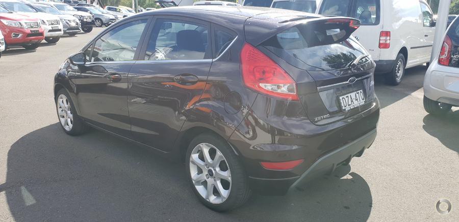 2010 Ford Fiesta Zetec WT