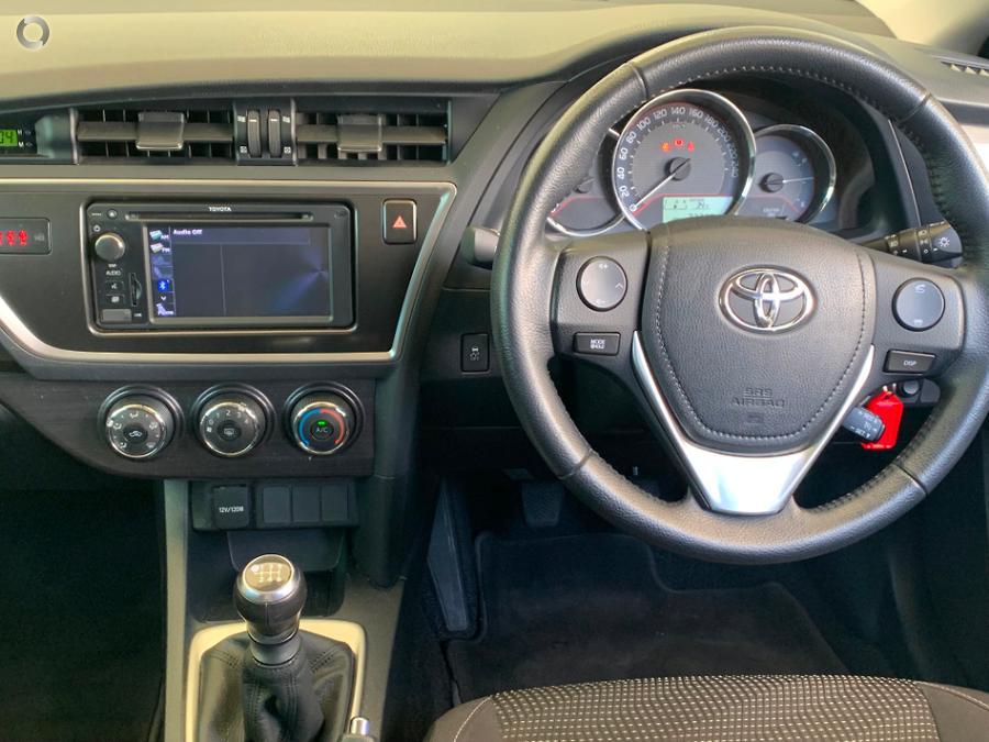 2012 Toyota Corolla Ascent Sport ZRE152R