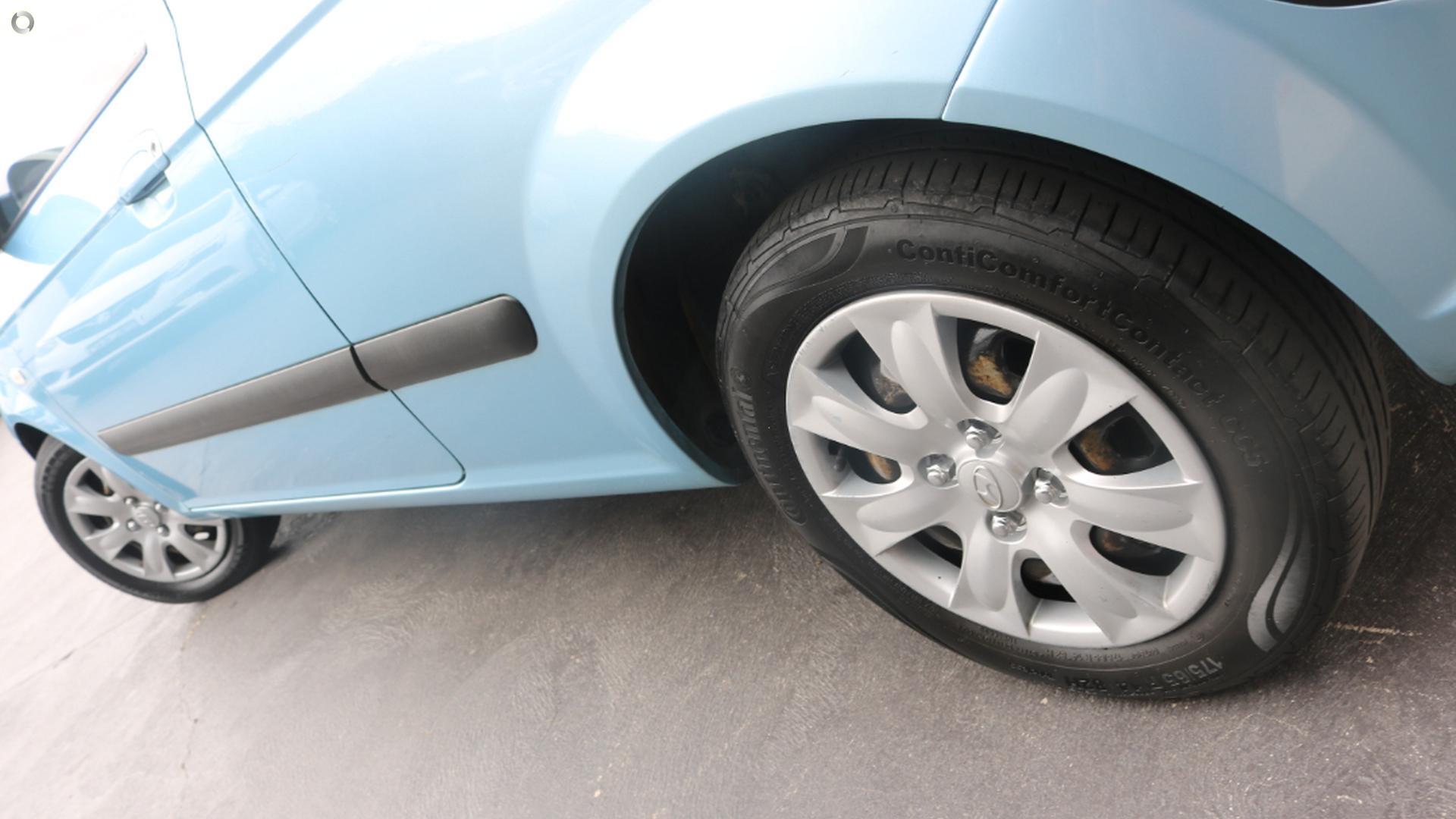 2008 Hyundai Getz S TB