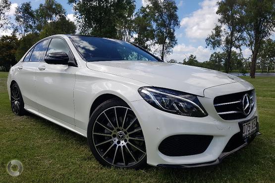 2017 Mercedes-Benz <br>C 200