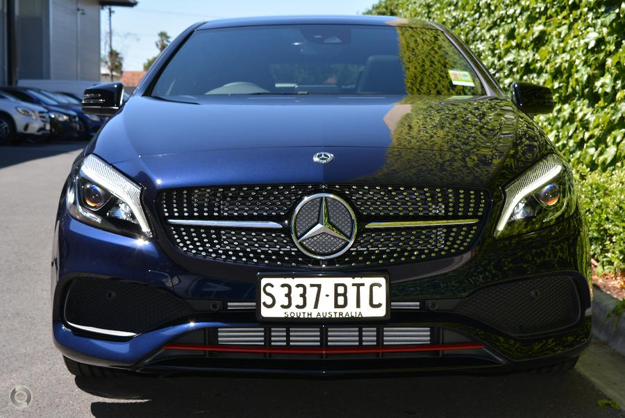 2017 Mercedes-Benz A 250 Hatch