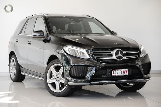 2017 Mercedes-Benz GLE 250