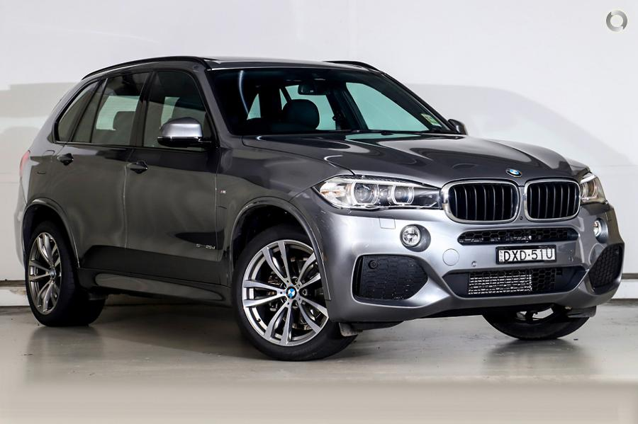 2018 BMW X5 sDrive25d