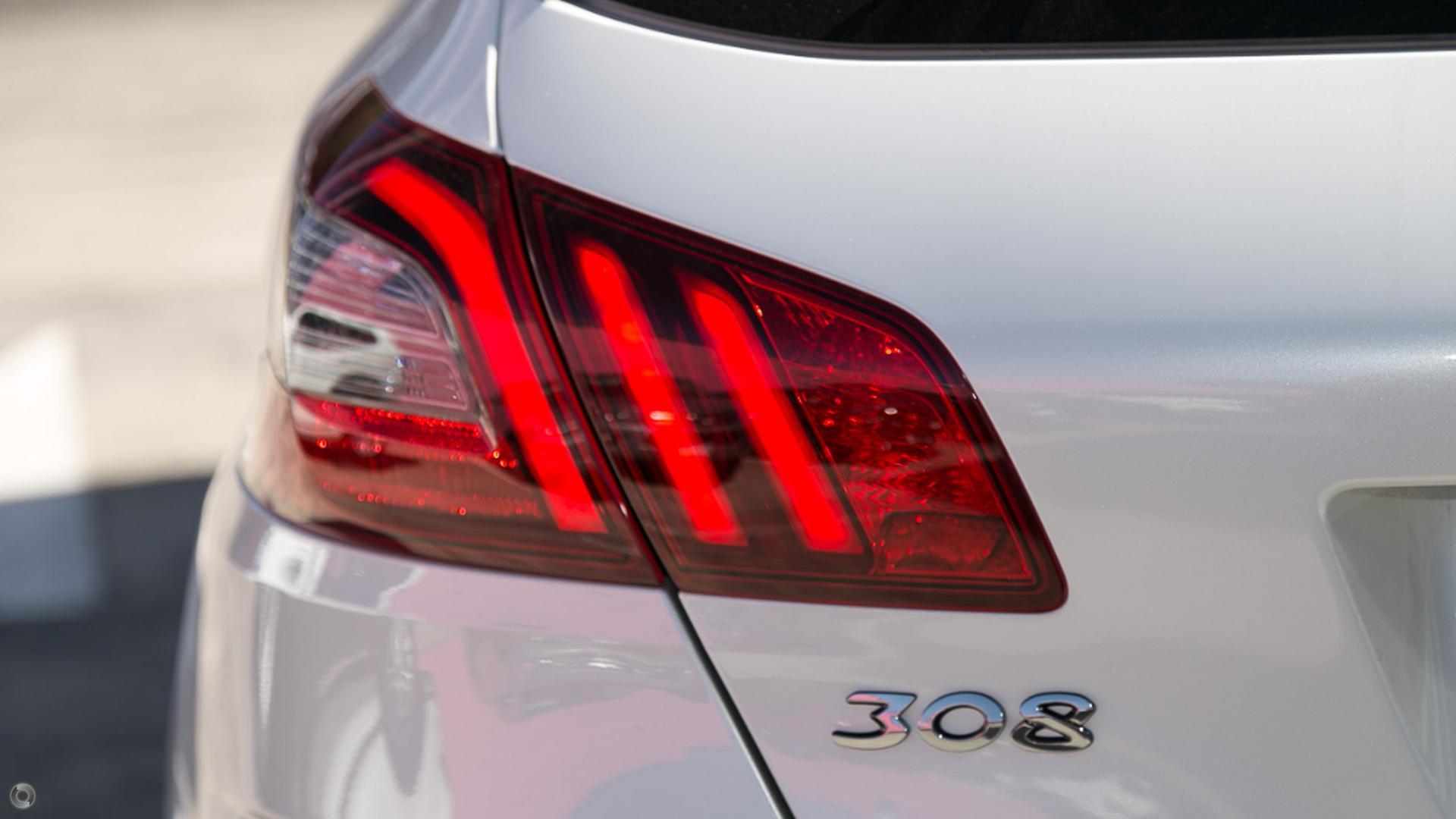 2018 Peugeot 308 GTi 270 T9