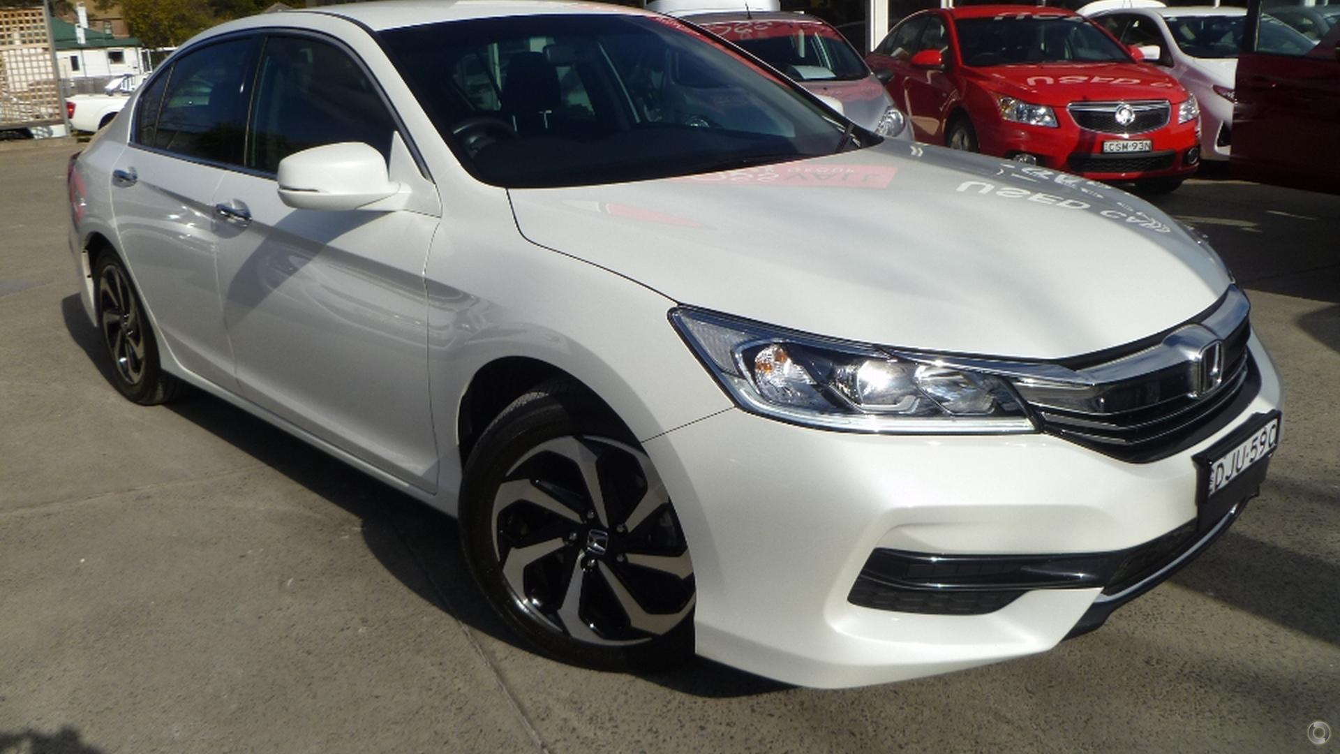 2016 Honda Accord Vti