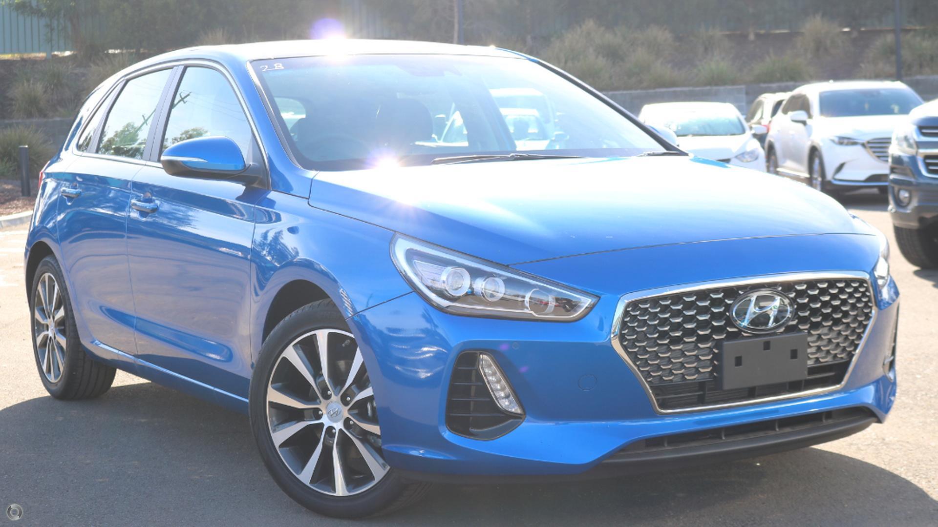 2018 Hyundai I30 Premium