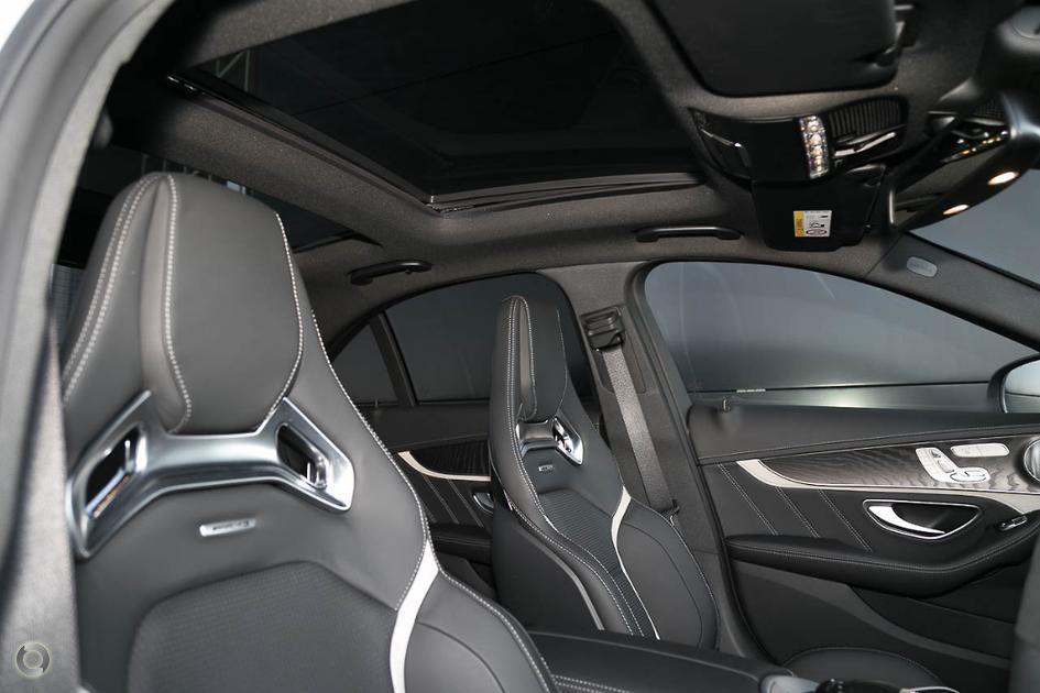 2018 Mercedes-Benz C 63 Sedan