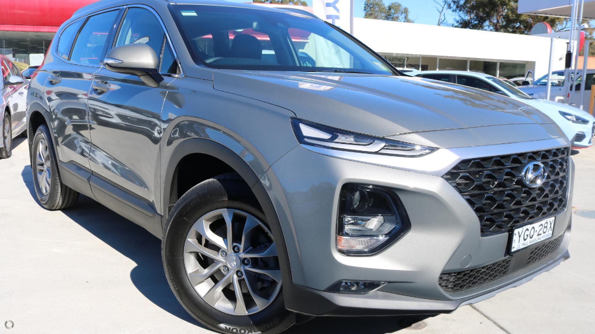 2018 Hyundai Santa Fe Active