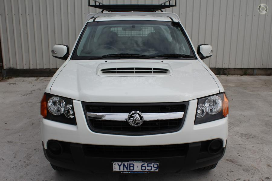 2011 Holden Colorado LX RC
