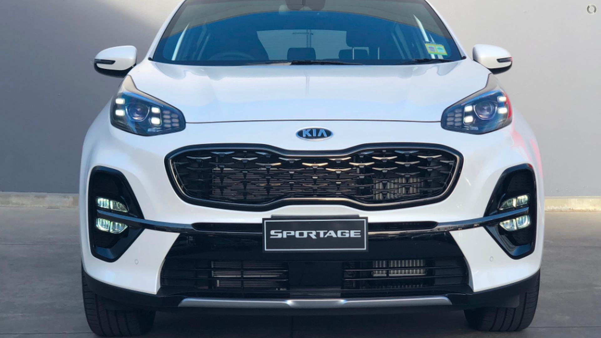 2018 Kia Sportage QL