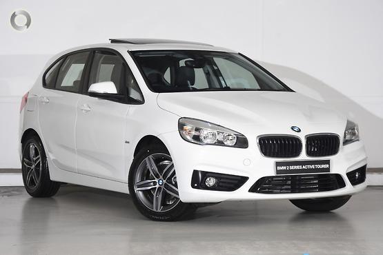 2017 BMW 218 d Sport Line