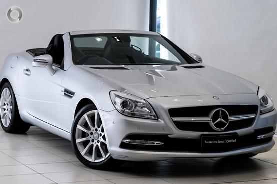 2012 Mercedes-Benz SLK 200