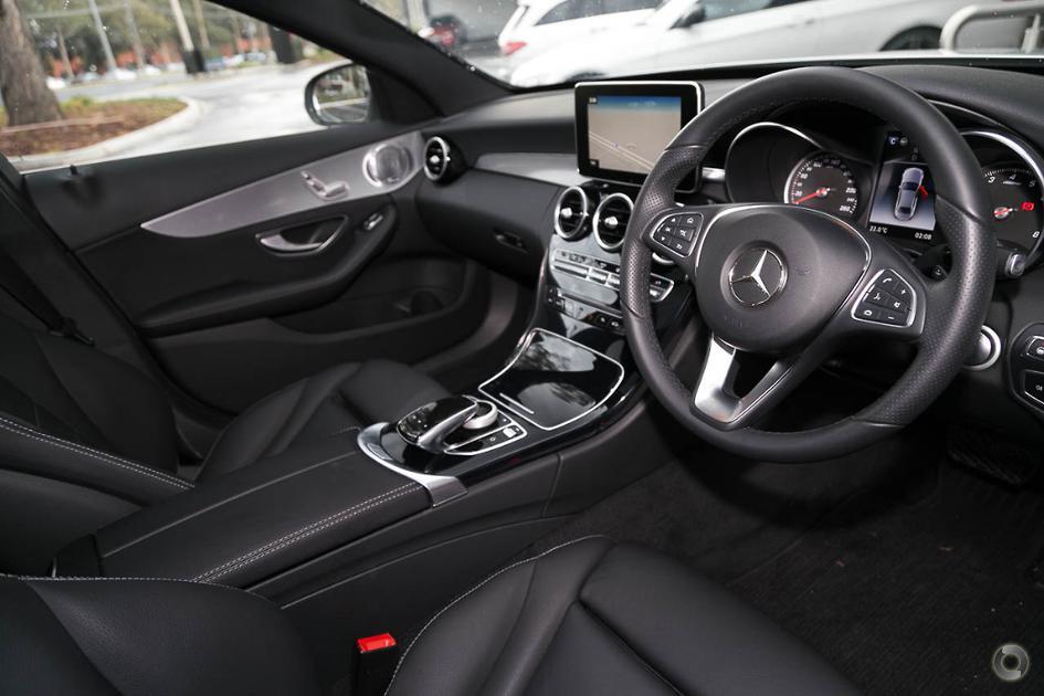 2018 Mercedes-Benz C 350 Sedan