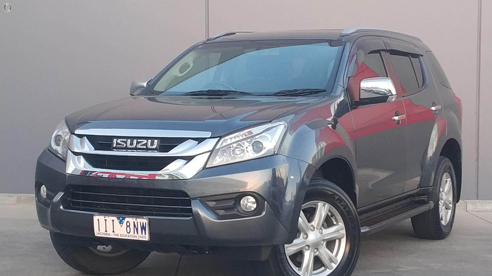 2016 Isuzu Mu-x LS-T (No Series)