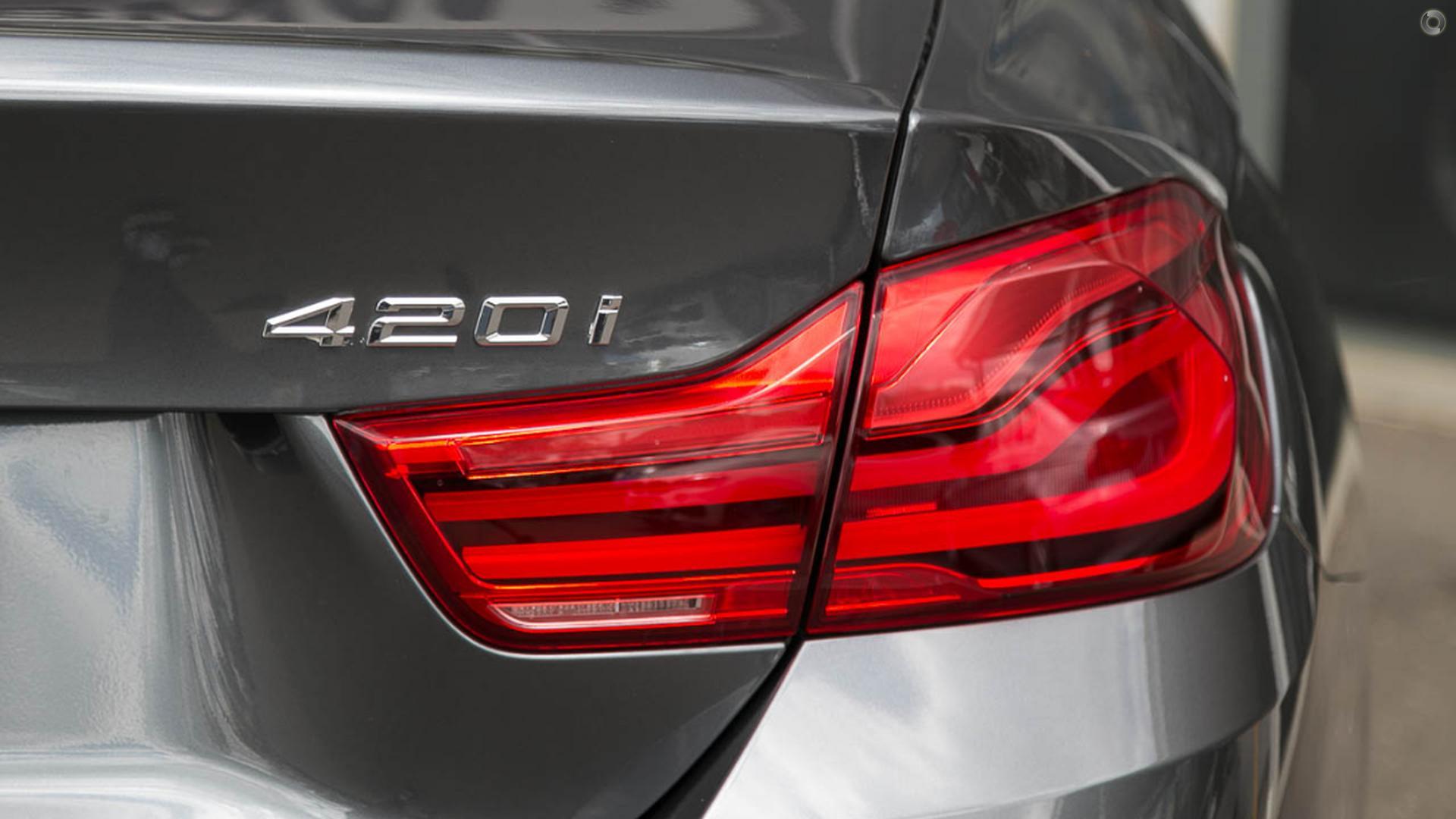 2017 Bmw 420i Luxury Line F32